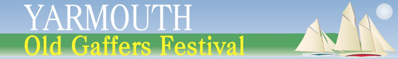 Yarmouth Old Gaffers Festival Logo